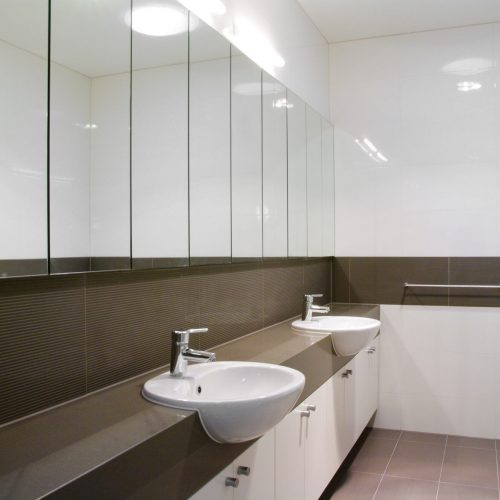 Opat Architects Housing East St-Kilda First floor ensuite