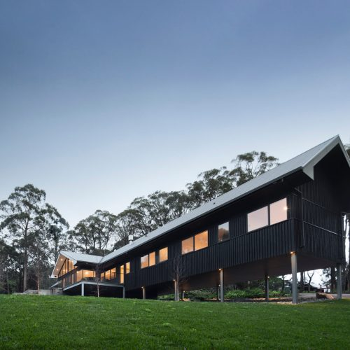 Opat Architects House Red Hill South north western corner