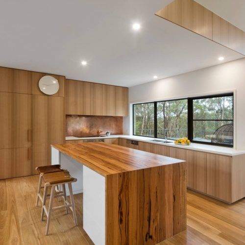 Opat Architects House Red Hill South kitchen