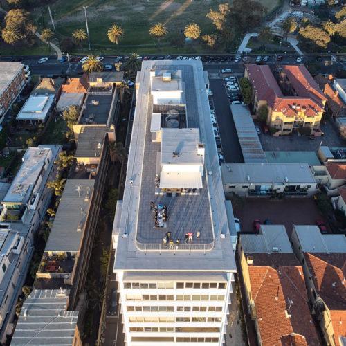 Opat Architects Edgewater Towers Refurbishment