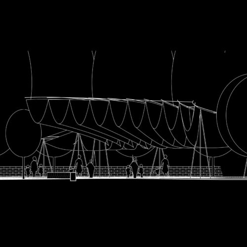 Opat Architects NGV Pavilion Competition 2016